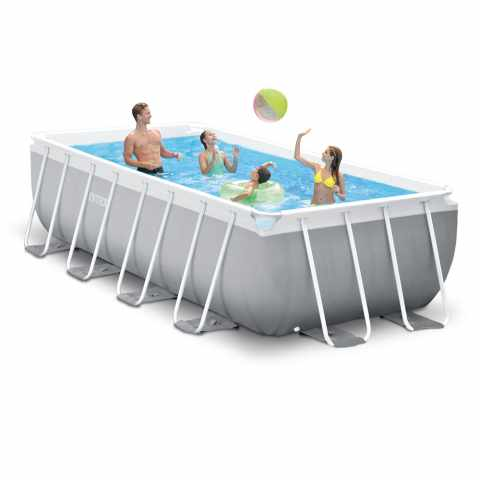 Above ground and inflatable pools